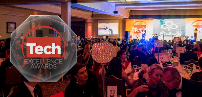 Fathom shortlisted for Tech Excellence Awards 2019