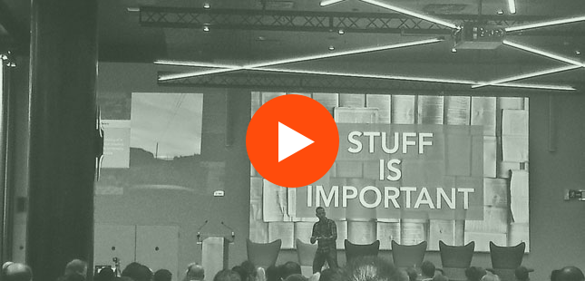 Best bits from the 3XE Digital UX Conference
