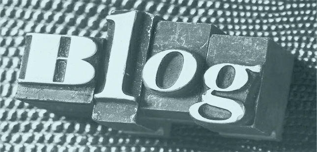 When is a blog not a blog?