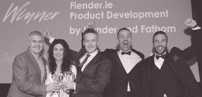 Fathom and Flender win Best International Growth at Spiders 2018
