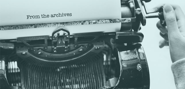 Design early, design often