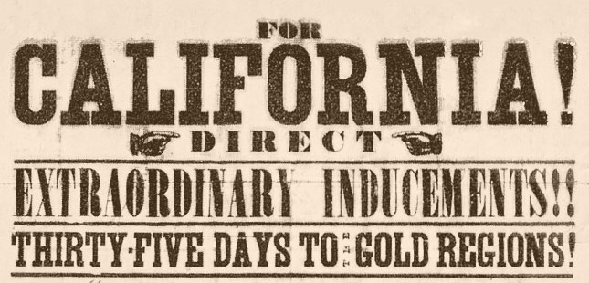 Electricity and the Gold Rush