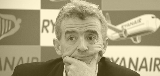 Why Michael O'Leary should run your website