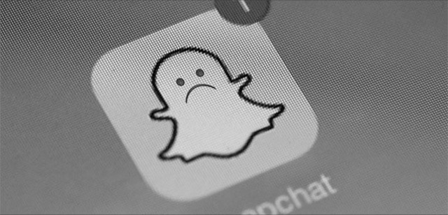 Let's stop the senseless Snapchat speculation?