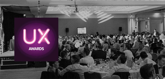 Fathom finalists for four UX awards